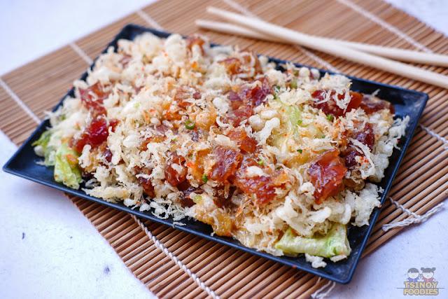 Omakase Spicy Tuna Salad
