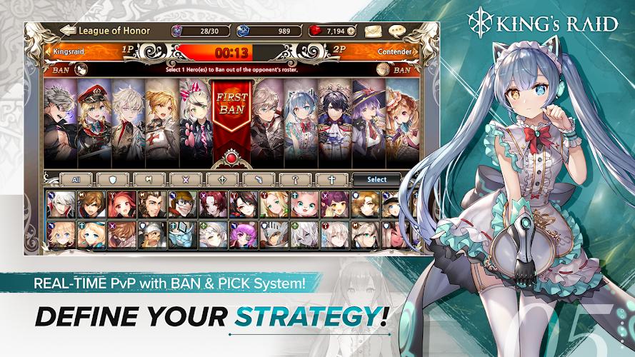 King's Raid Screenshot 03