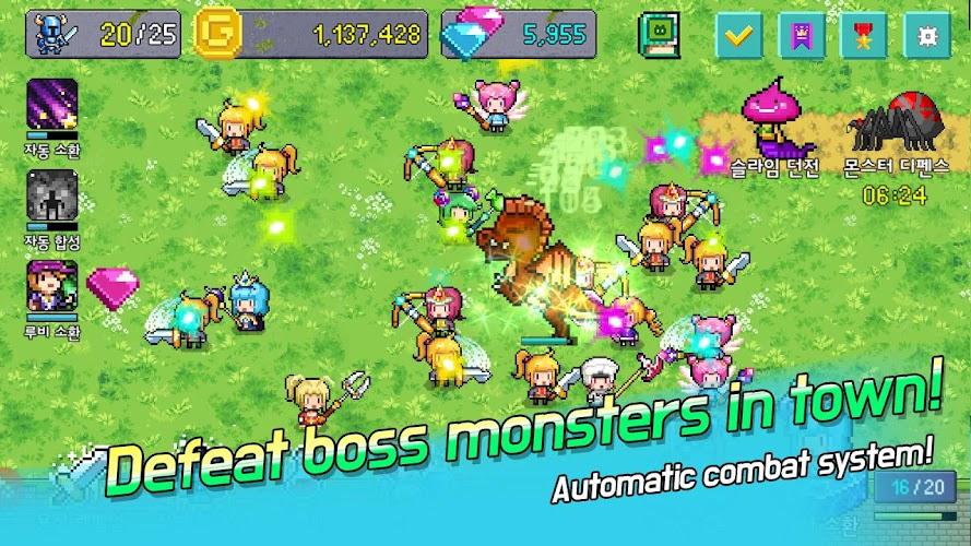 Hero Evolution Screenshot 03
