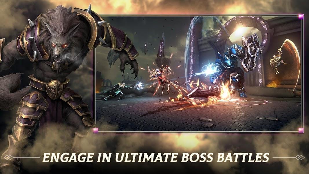 Lineage II: Dark Legacy Screenshot 04