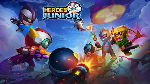 Game Super Hero Junior Mod