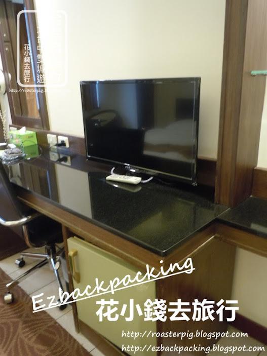 電視和電冰箱