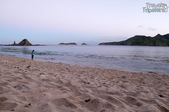layag layag island nasugbu batangas