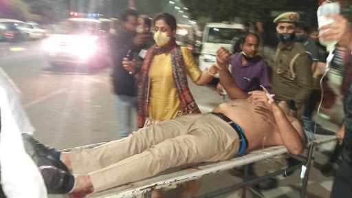 भूमाफियाओं ने भाड़े के शूटरों से करवाया था बद्री सर्राफ के मालिक पर हमला