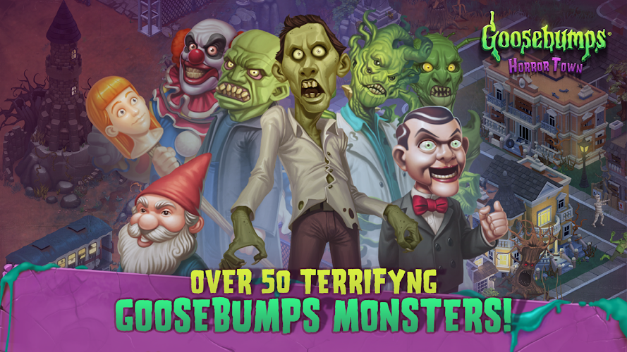 Goosebumps HorrorTown Screenshot 02