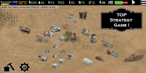 تحميل لعبة TERRA NOVA APK النسخة المهكرة