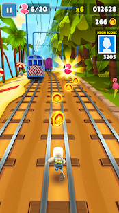 Subway Surfer MOD Apk Unlimited Coins and Keys