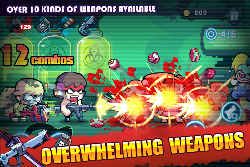 Frenzy Zombie Hack Cho Android