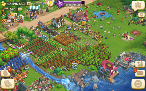 FarmVille 2 Country Escape Hack Mod Full Tiền Vàng Cho Android