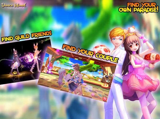 Dance Island Screenshot 02
