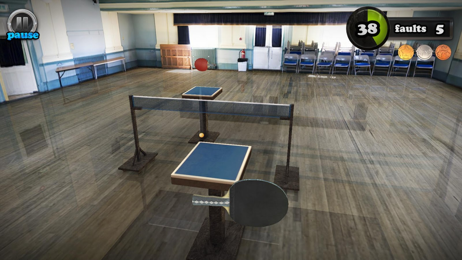 Free Download Table Tennis Touch, Gratis Android Game