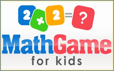 MATH GAME: Juego de matemáticas para los más pequeños