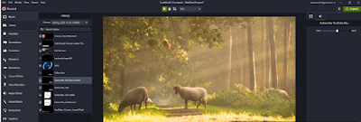 Playing an Animated YouTube Subscribe Button in Camtasia
