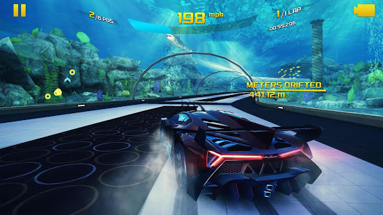 Asphalt 8 Airborne 4.3.0j MOD Apk Gameplay Screenshot four