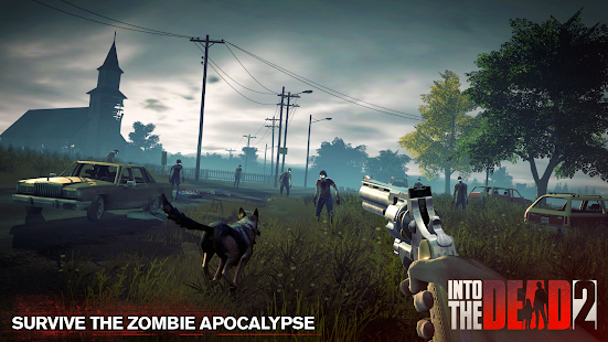 Into the Dead 2 V1.26.0 MOD + Apk + OBB (VIP/Unlimited Money) VIP, Unlimited Gold Coins and Silver Coin, Enegry, Clowns, Ammo, Grenades, For Android