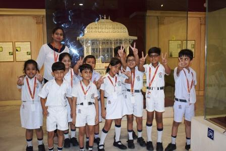 Excursion at National Museum, New Delhi