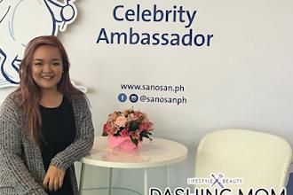 Sanosan Baby Shower & Reveal of Camille Prats - Yambao as an Ambassador