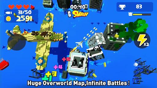 Game Aero Smash open fire Hack Mod