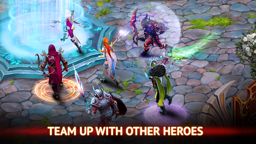 Guild of Heroes Screenshot 04