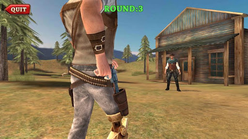 Game West Gunfighter mod