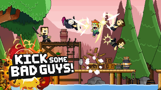 Dan the Man Action Platformer Hack Cho Android