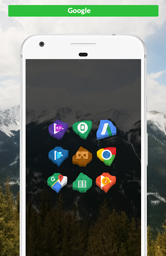 Icon Pack - Crystal