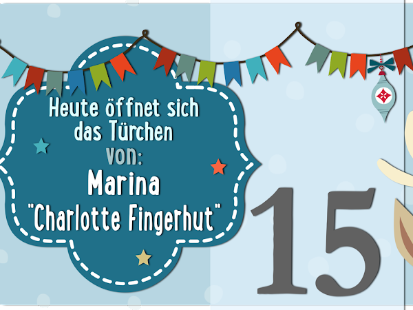 Adventskalender Türchen Nr. 15