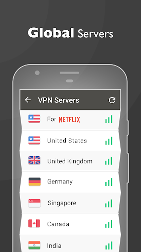 VPN Proxy Master Screenshot 03