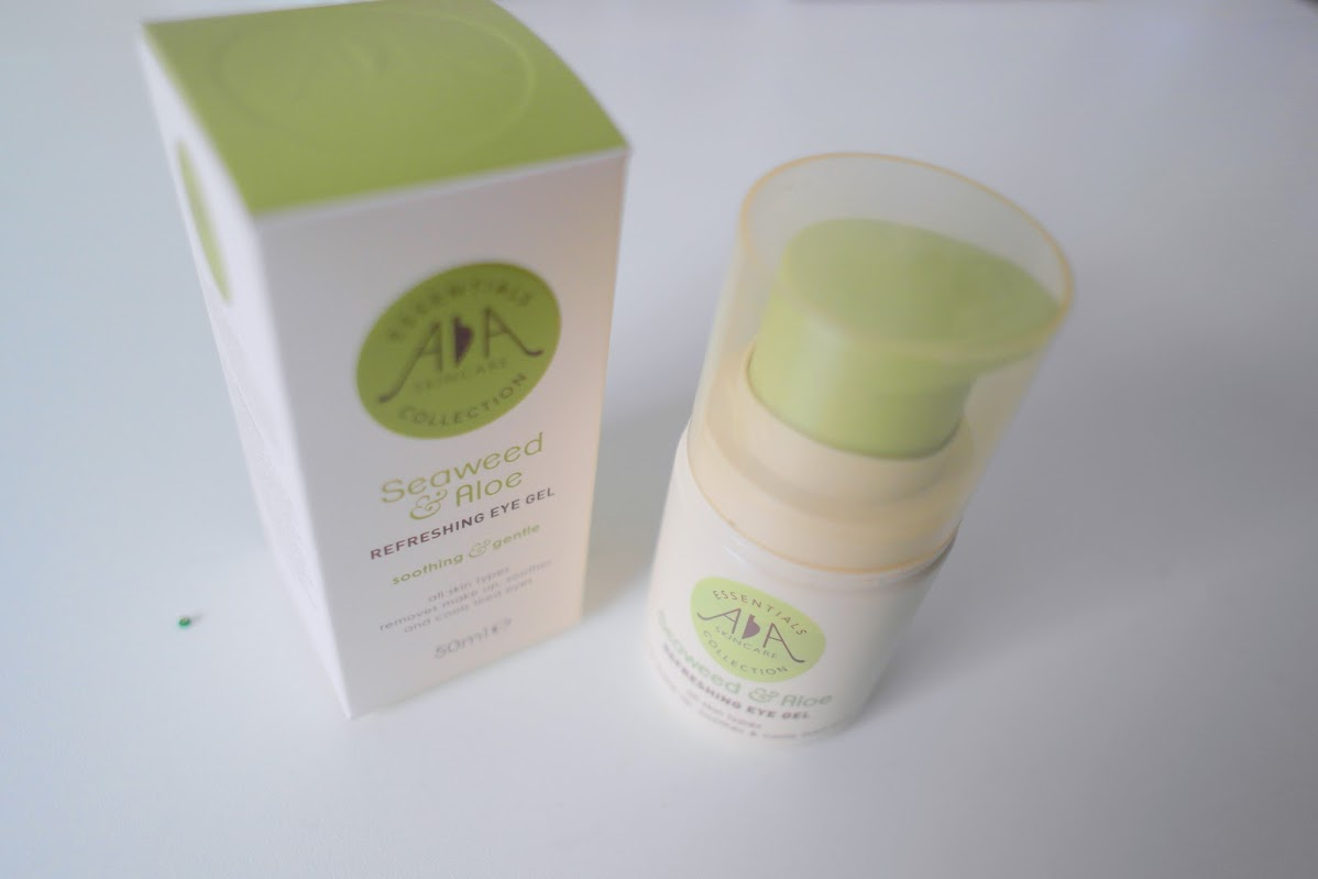 aa skincare eye gel review