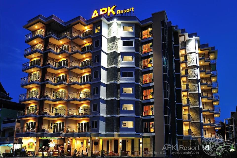 APK Resort Patong, Phuket, Thailand.