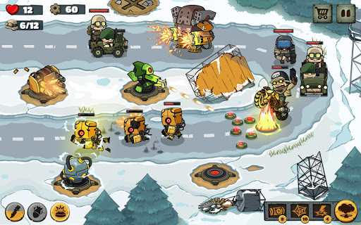 Metal Soldiers TD Tower Defense Hack Cho Android