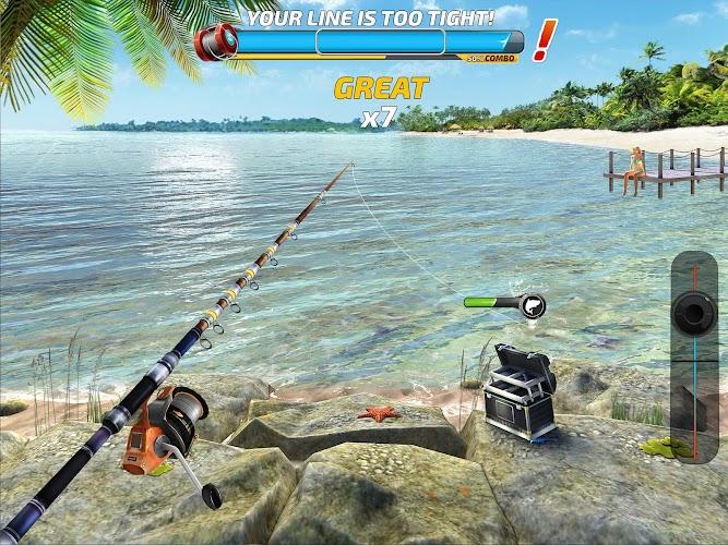 Fishing Clash Screenshot 01