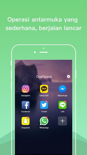 Download Aplikasi Dual Space