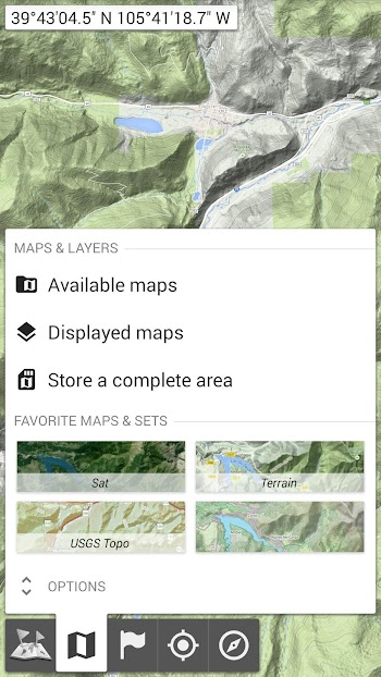 All-In-One Offline Maps + v2.2c APK Full