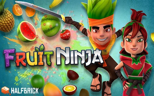 Download Fruit Ninja Apk data + Mod Versi 2.2.8 Terbaru 2015