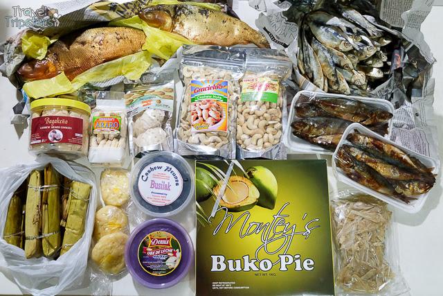 bataan food pasalubong