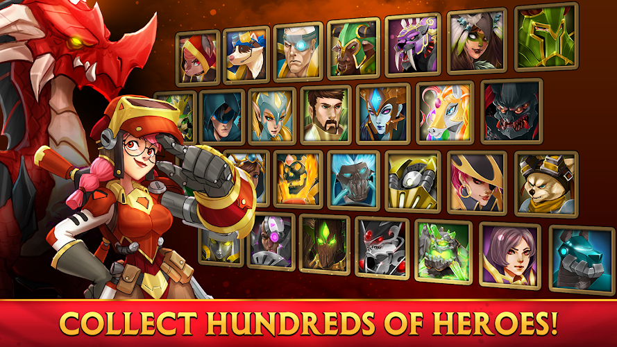 Alliance: Heroes of the Spire Screenshot 03