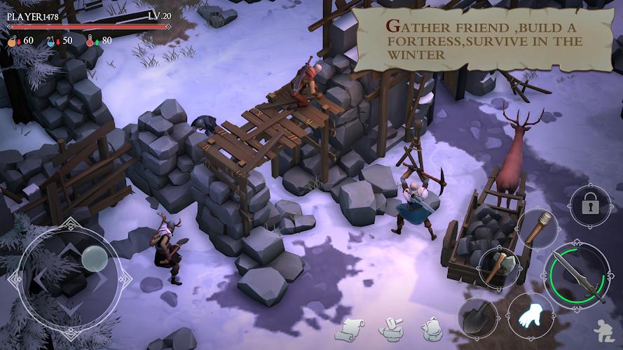 Winter Survival Screenshot 03