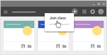 E-Learning IPMAFA - Bergabung di Kelas Via Kode Kelas