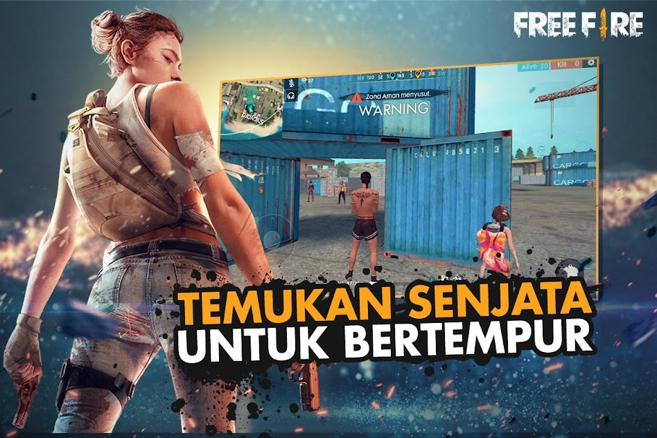 Download Game Garena Free Fire