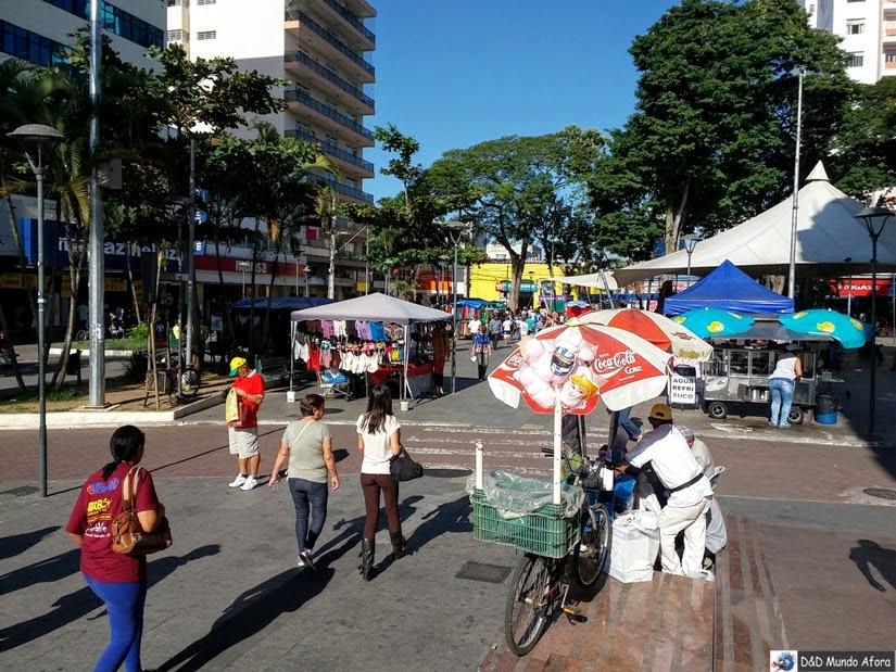 O que fazer em Taubaté em um dia - São Paulo - Praça Dom Epaminondas