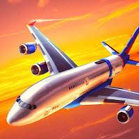 Download Flight Sim 2018 Mod Money Android APK+OBB
