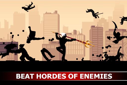 Shadow Fight Battle Mod Full Tiền Vàng Kim Cương