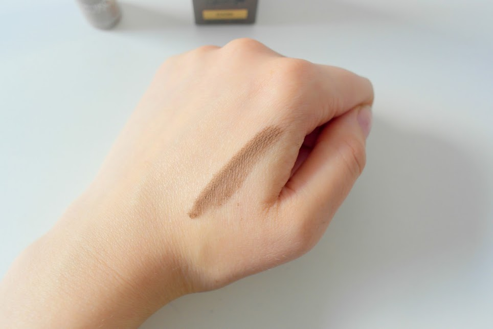 silk fibre brow enhancer review