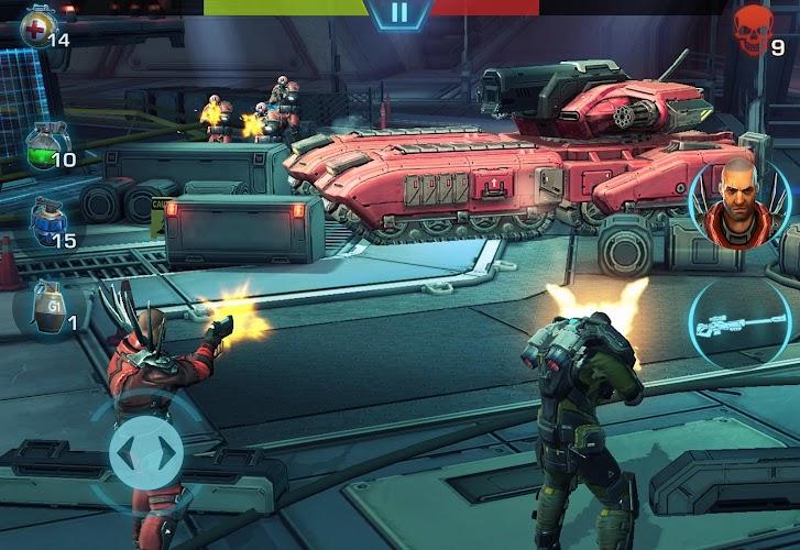 Evolution 2 Screenshot 03