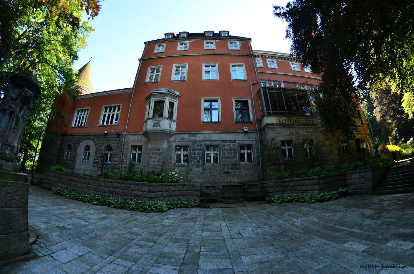 Pałac Paulinum w Jeleniej Górze