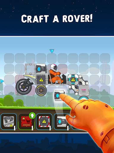 RoverCraft Race Your Space Car Hack Full Tiền Vàng