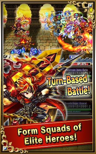 Brave Frontier Screenshot 02