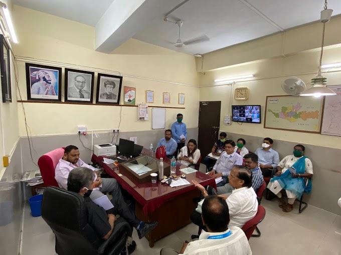 कोरोनाची टेस्टिंग लॅब मिरजेत लवकरच सुरू होणार ; आरोग्य राज्यमंत्री राजेंद्र पाटील-यड्रावकर ; मिरज येथील शासकीय रुग्णालयास आरोग्यमंत्री राजेंद्र पाटील-यड्रावकर यांनी दिली भेट