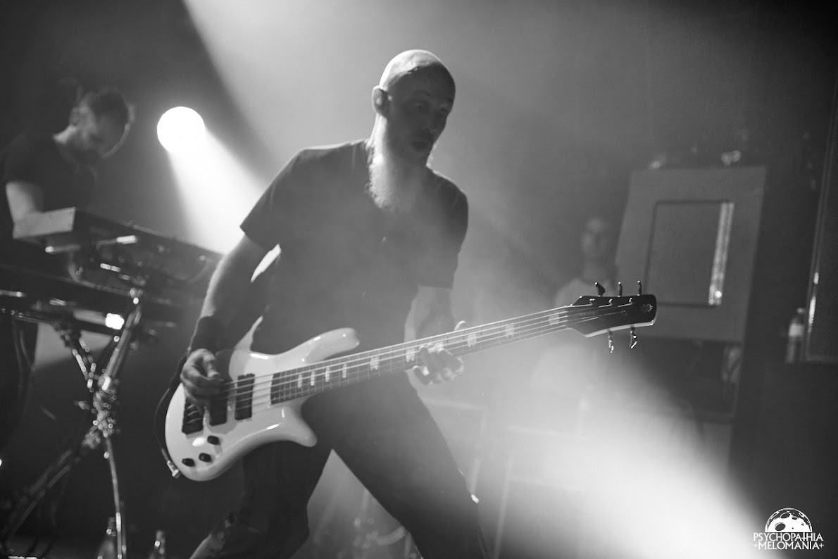 Devin Townsend Project @Rock School Barbey, Bordeaux 01/02/2017